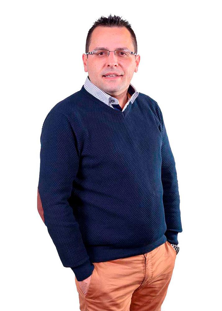 Patricio González Espasandín